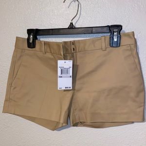 SZ 0 MICHAEL KORS Khaki Colored Shorts